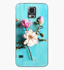 Flowers of Spring Case/Skin for Samsung Galaxy