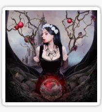 Twisted Fairytale Snowwhite Sticker