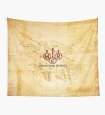 Conventional Weapons Flag Wall Tapestry