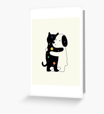 Universal Language Greeting Card