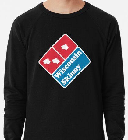 Wisconsin Skinny zaaaaa Lightweight Sweatshirt