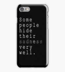 Sadness iPhone Case/Skin