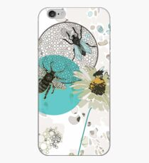 Insects in Flight  iPhone Case