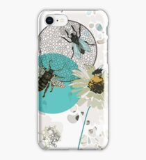 Insects in Flight  iPhone Case/Skin