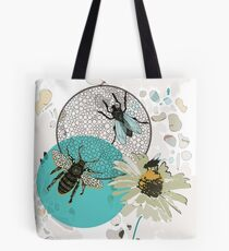 Insects in Flight  Tote Bag