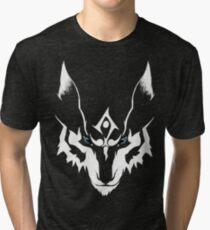 Link Wolf (Zelda) Tri-blend T-Shirt