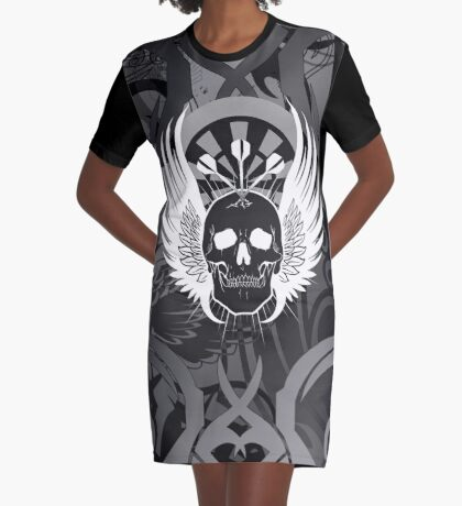 Darts: Army Of Three Graphic T-Shirt Dress