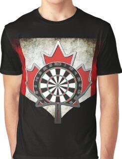 Darts Canada Graphic T-Shirt