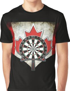 Darts Canada Graphic T-Shirt