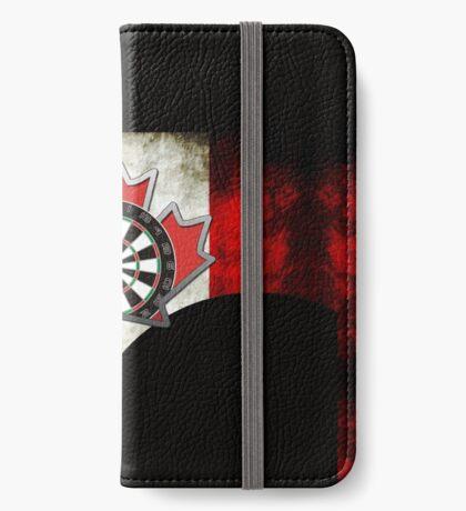 Darts Canada iPhone Wallet