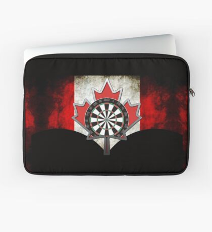 Darts Canada Laptop Sleeve
