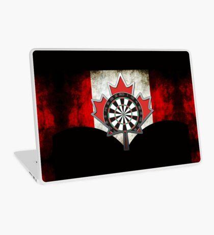Darts Canada Laptop Skin