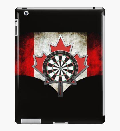 Darts Canada iPad Case/Skin