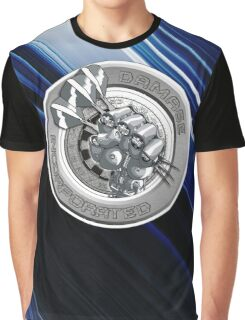 Damage Incorporated Graphic T-Shirt