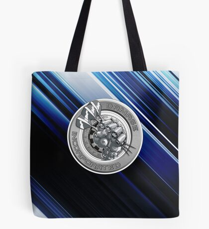 Damage Incorporated Tote Bag