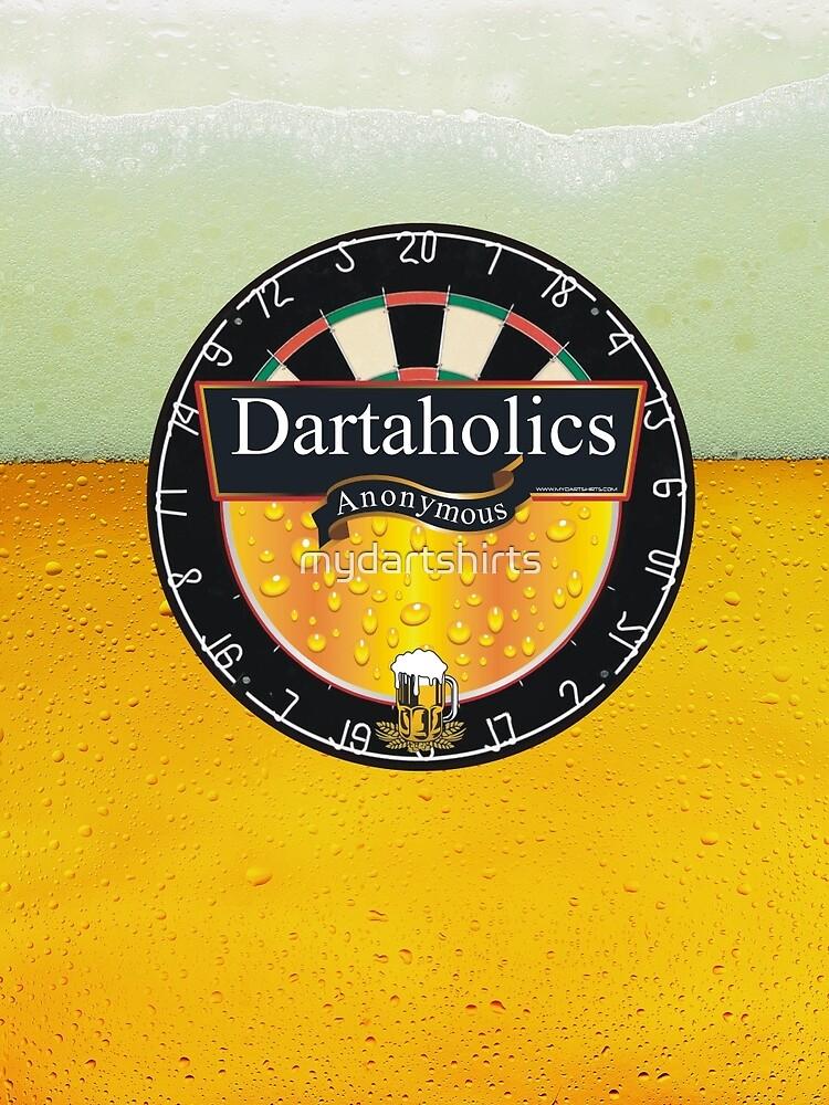 Dartaholics Anonymous by mydartshirts