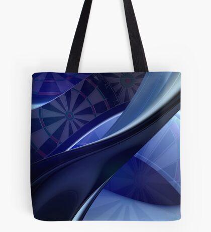 Darts Abyss Tote Bag