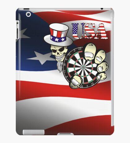 USA Darts iPad Case/Skin