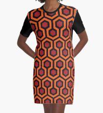 The Shining - Carpet pattern  Graphic T-Shirt Dress
