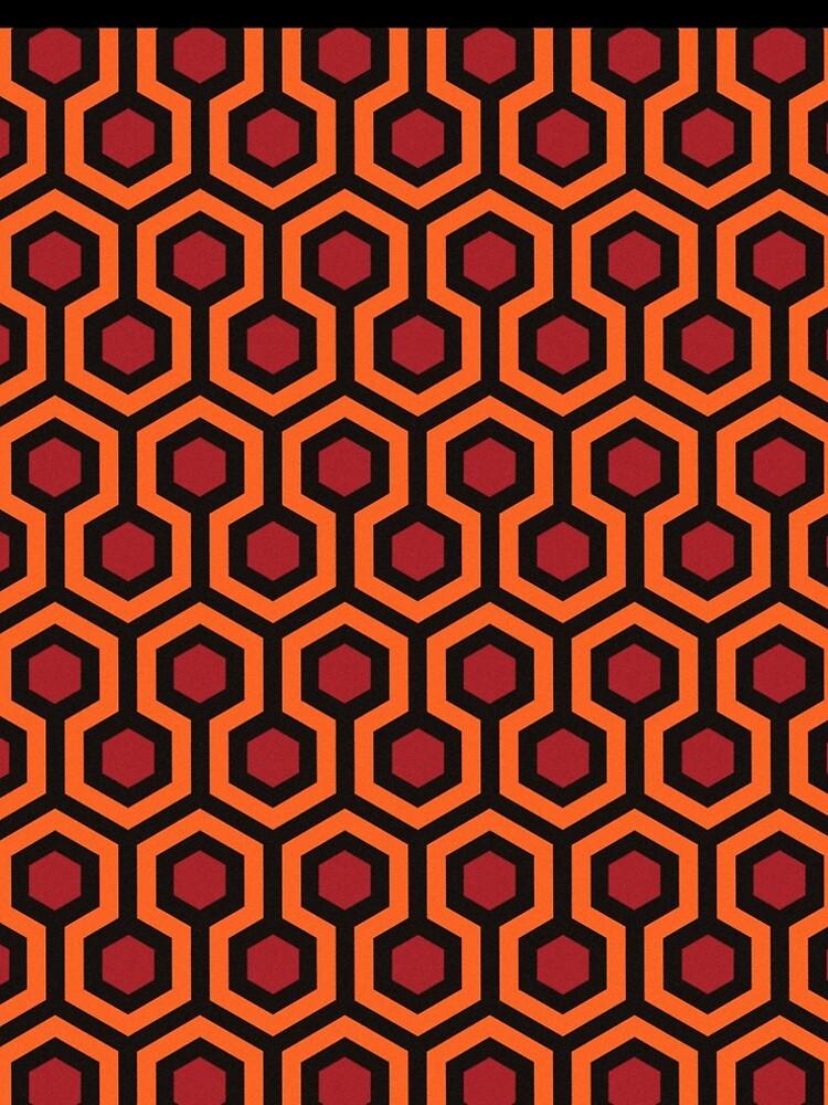 El patrón Brillante - Alfombra de sirllamalot
