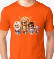 "SPACE GIANTS ""HAPPY FAMILY"" Pooterbellies DIE CUT T-Shirt"