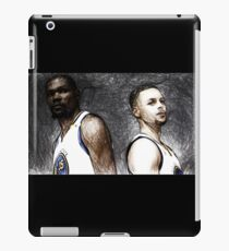 Warriors Duo  iPad Case/Skin