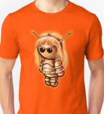 SPACE GIANTS GOLDAR Pooterbelly DIECUT T-Shirt