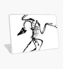 Archaeopteryx Skeleton Print Laptop Skin