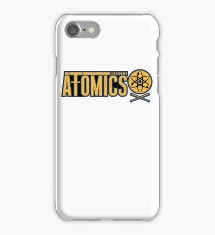 District 13 Atomics iPhone Case/Skin