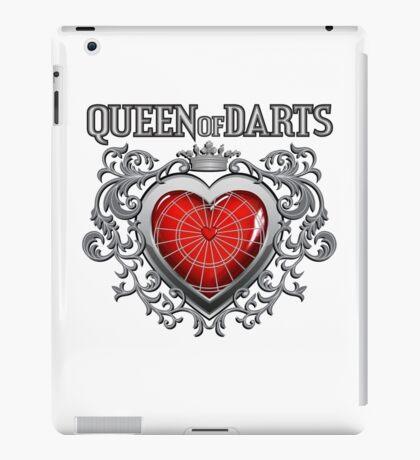 Queen Of Darts iPad Case/Skin