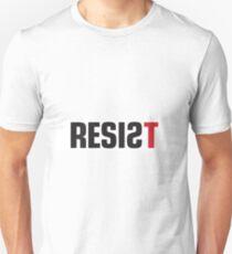 RESIST protest graphic Unisex T-Shirt