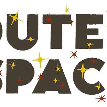 Wilde & Sweet - Outer Space Logo by kassette