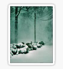 Winter Magic Sticker