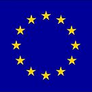 European Union Flag by Rich Anderson