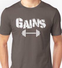 Gains Unisex T-Shirt