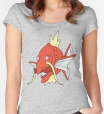 Splashing Women's Fitted Scoop T-Shirt