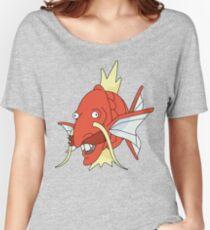 Splashing Women's Relaxed Fit T-Shirt