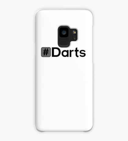 Hashtag Darts Case/Skin for Samsung Galaxy