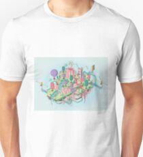 Sky Island Unisex T-Shirt
