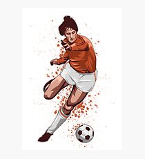 Oranje Legend Photographic Print