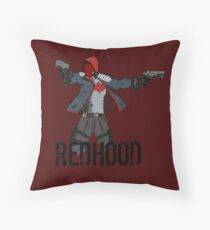 Guns Blazing Throw Pillow