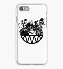 Radiohead Live iPhone Case/Skin