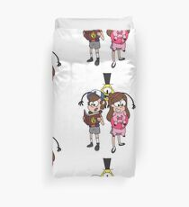 Gravity Falls Duvet Cover
