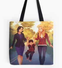 A perfect family Tote Bag