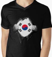 Proud South Korean. South Korea Flag T-Shirt