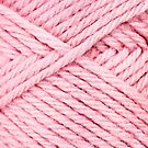 Pink Yarn by Colleen Farrell