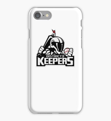 District 2 Keepers iPhone Case/Skin