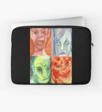 All the Emotions Laptop Sleeve