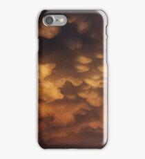 Mammatus iPhone Case/Skin