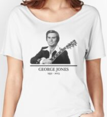 George Jones Women's Relaxed Fit T-Shirt